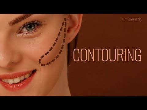 Contouring when you have a pointed chin
