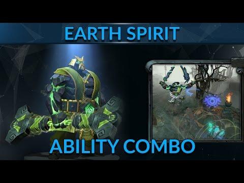 Ability Combos Tricks for Earth Spirit | Advanced Dota 2 Guide for Earth Spirit