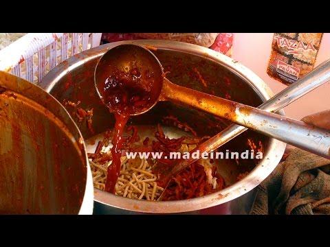 Chinese BHEL   RARE STREET FOOD   MUMBAI STREET FOOD   4K VIDEO   street food