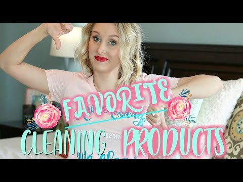 My Favorite Cleaning Products/New Cleaning Products and Tools/Dislikes