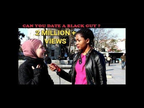 TURKISH GIRLS REACTIONS: CAN YOU DATE A BLACK GUY? || TÜRK KIZLARA SORDUK: SİYAHİ ERKEKLERLE ...?