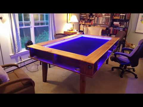 RangerRob builds a Boardgame Table