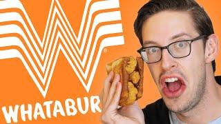 Keith Eats Everything At Whataburger