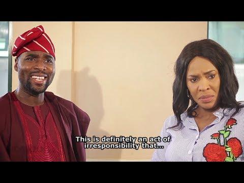 Oba Ni Mi - Latest Yoruba Movie 2017 Drama Starring Ibrahim Chatta   Fathia Balogun  Cover