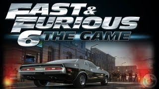 Fast & Furious 6 The Game - iPhone/iPod Touch/iPad - Gameplay