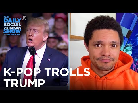 Trump's Tulsa Rally Flop | The Daily Social Distancing Show