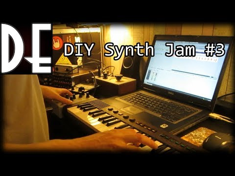DIY Synth Jam #3 - Noise in my Head