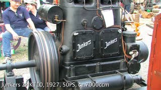 Stationärmotoren beim Bulldog Dampf & Diesel - 3/3 - Stationary Engine Rally