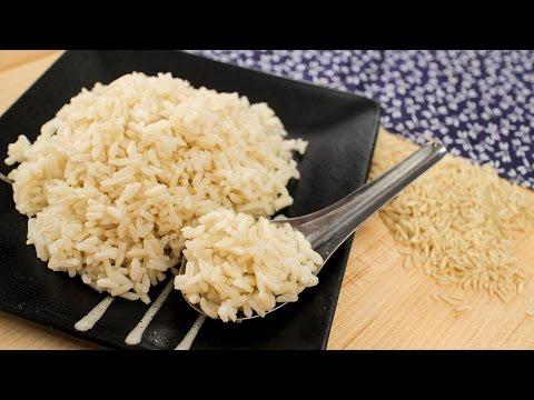 Brown Jasmine Rice 101 - 5 Colours of Thai Rice Ep.2