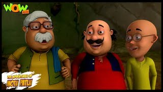 Motu Patlu New Episode | Hindi Cartoons For Kids | Bhulakad Chachu | Wow Kidz