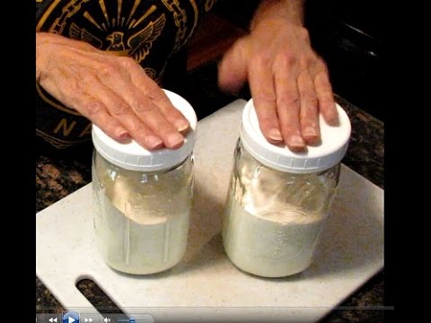 How To Make Butter In A Mason Jar