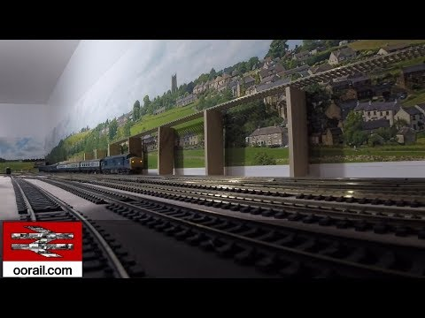 oorail.com | Building Elevated Track - Part 2