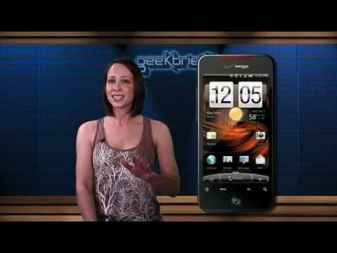 Geek Brief TV #752 HTC Incredible