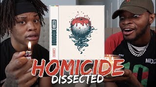 Logic - Homicide (feat. Eminem) (official Audio) - Reaction/dissected
