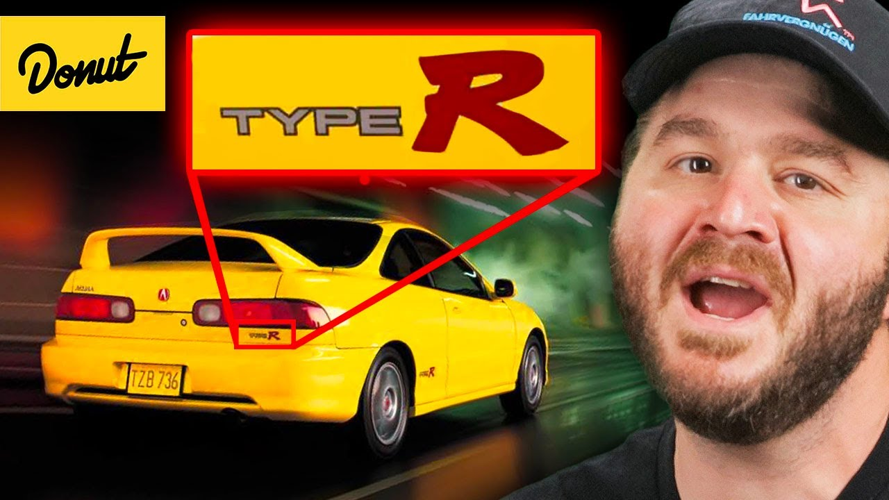 Type R - How Honda Got Fast | Up to Speed