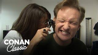 Conan Goes To The Doctor - Conan25: The Remotes
