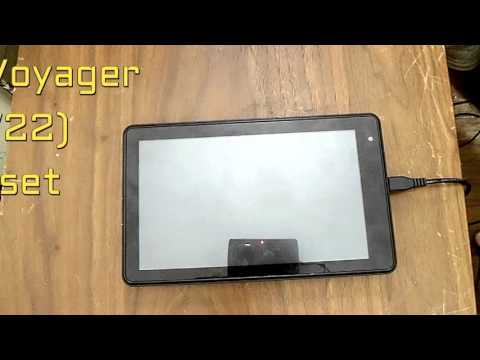 RCA Android 7 Voyager RCT6773W22 Tablet Factory Reset