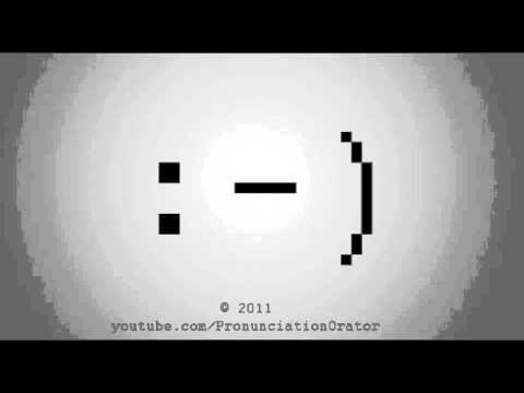 What does :-) face mean? How to type the emoticon Smiley Face