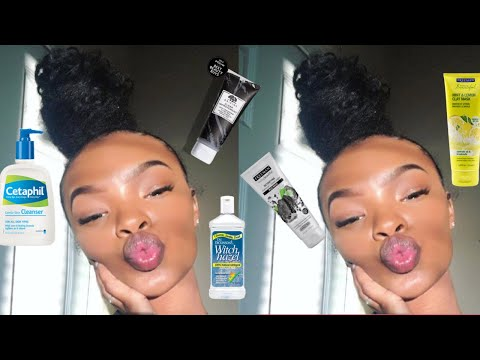 BEST DRUGSTORE SKINCARE PRODUCTS FOR OILY SKIN 🤩