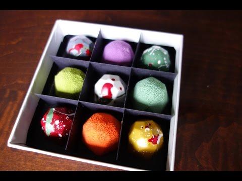 Making chocolates with Canada's Willi Wonka - Brandon Olsen  at CXBO in Toronto