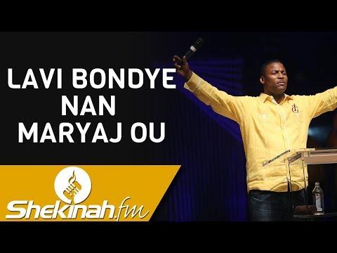 Pasteur Gregory Toussaint   Nuit de Shekinah I Lavi Bondye Nan Maryaj ou   I Tabernacle de Gloire