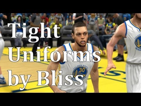 Tight Uniforms by Bliss - Mod Review
