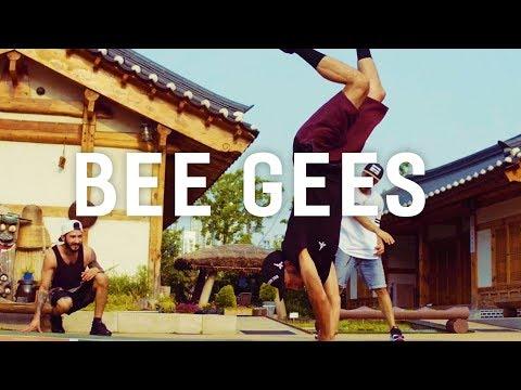 Bee Gees - You Should Be Dancing | Global Dance Mashup | #DanceOnYSBD