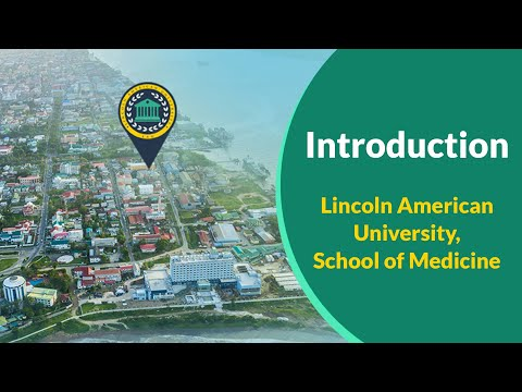 Study MBBS in USA: Lincoln American University, Guyana