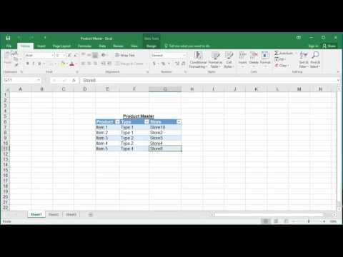How to Remove Password protection for a Spreadsheet in Excel 2016