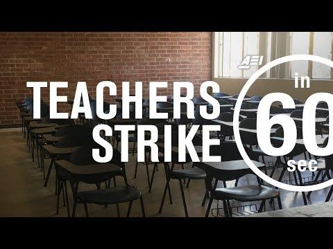 West Virginia teachers strike explained | IN 60 SECONDS