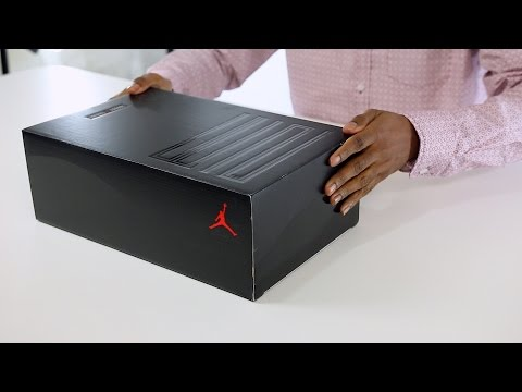 UNBOXING: Michael Jordan's favorite RETRO Air JORDAN 11