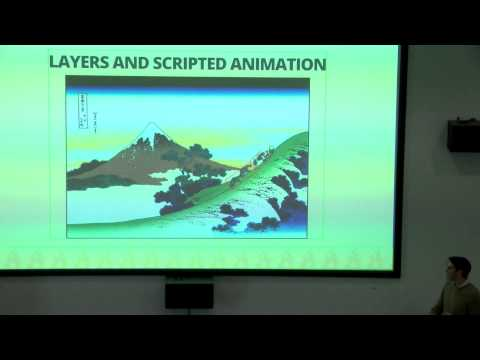 Animations on Fire with Brian Birtles