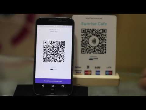 How any merchant can take cashless payment with Pless Merchant App