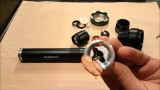 Teardown Costco Duracell 1300 Lumen Durabeam Ultra