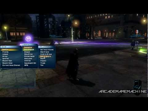 DC Universe Online - Friends/Groups Explained!