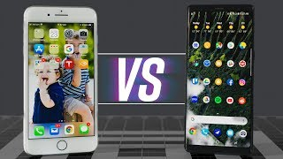 iPhone 8 Plus vs Galaxy Note 8: Only One 8 Is Great