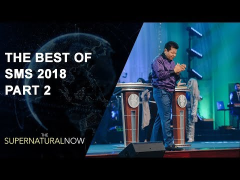 The Best of SMS 2018 Part 2 - The Supernatural Now | Aired on April 22, 2018