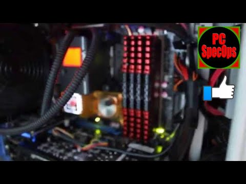 3.5GHz Q6600 with CoolIT Vantage Liquid Cooling