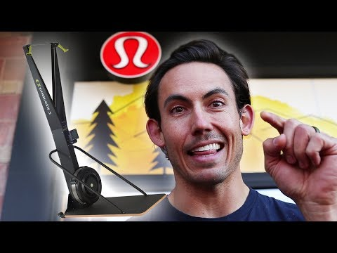 How to Skierg at a Lululemon