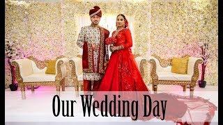 Our Wedding/Walima! (Bengali & Pakistani)