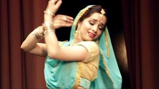 Bolly-KATHAK dance: Bolna, Samjhawan & Humma | Kumar Sharma choreo | Svetlana Tulasi & group