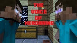 THE VOICE OF HEROBRINE (Torment) - Minecraft Animation