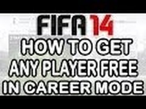 Fifa 14 Career Mode Glitch - How To Get Free Players (Unlimited Money Glitch) !!!!!