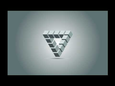 How to create Impossible Penrose Triangle - Adobe Illustrator