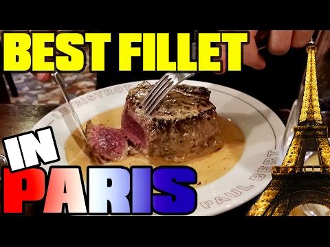BEST RESTAURANT IN PARIS LE BISTROT PAUL BERT CREPES WHAT TO DO IN FRANCE GOURMET TOUR COMER VIAJAR