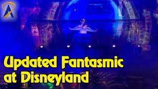 Highlights from updated Fantasmic nighttime show at Disneyland