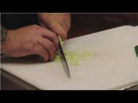 How to Make Dressings & More : How to Make Cucumber Yogurt Dressing