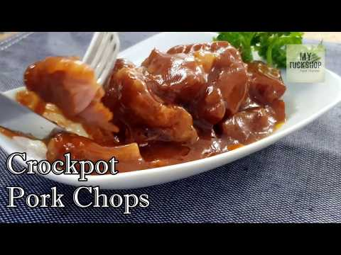 Best Delicious Slow Cooker Pork Chops