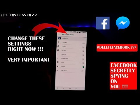 Change these FB Settings Right Now !!! Protect Your Privacy (HIndi Video) | Techno Whizz