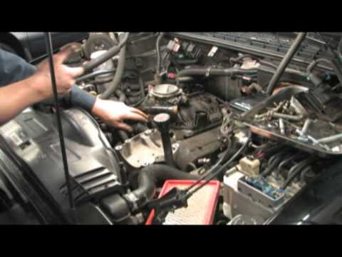 Chev / GMC Misfire, poppet injector diagnosis, troubleshooting and replacement